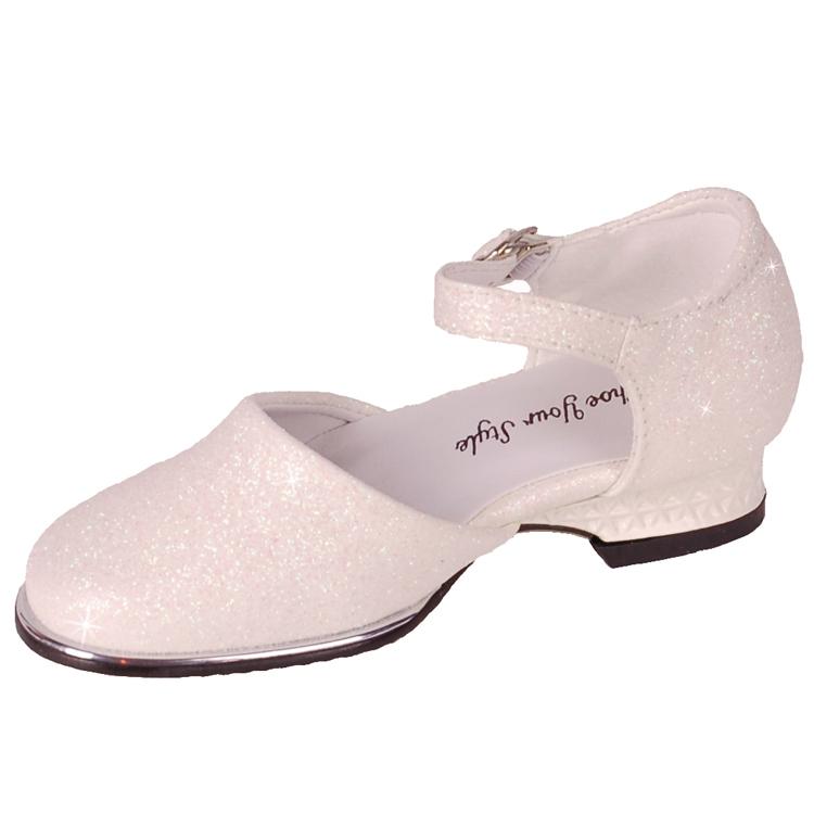 Suits you wellBruidsmeisjes schoen met glitters