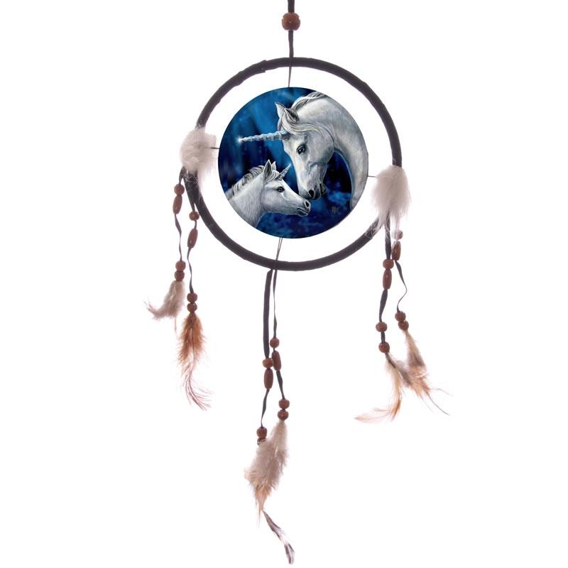 Puckator Dromenvanger eenhoorn 16cm Lisa Parker - Sacred love