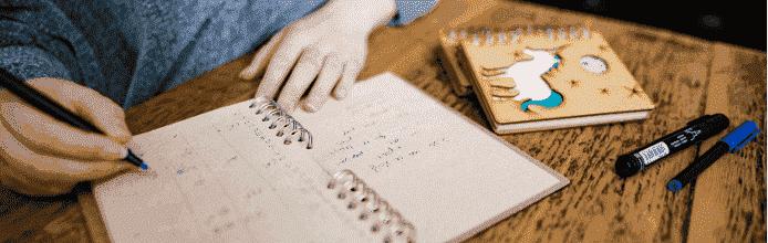 Komoni Notebook Uniek Ecologisch Verantwoord Cadeau